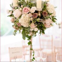 Wedding Table Flower Arrangement Ideas 5859