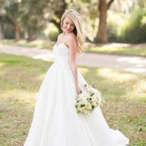 Winter Wedding At Boone Hall By Courtney Dox