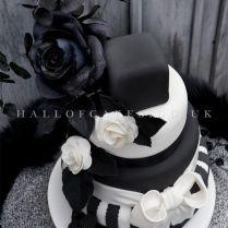 64 Best Black & White Designer Cakes Images On Emasscraft Org