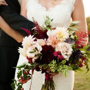 Burgundy Wedding Bouquets The 25 Best Burgundy Bouquet Ideas On
