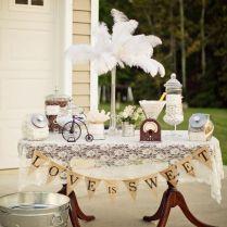 Burlap And Lace Vintage Wedding Ideas