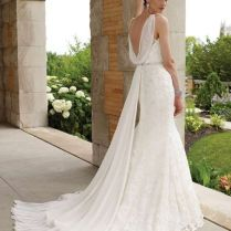 Gearing Up Grecian Theme Bridal Style
