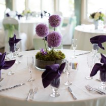 Marvellous Purple And Grey Wedding Decorations 92 About Remodel