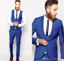 Men Wedding Suits Custom Slim Fit Suit Tailor Suits Best Men