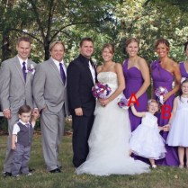 Online Get Cheap Purple Grey Bridesmaid Dresses