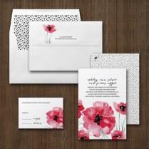 Remembrance Wedding Invitation