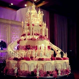 The Most Unique Wedding Cakes