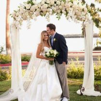 Wedding Arch Decorations Pictures