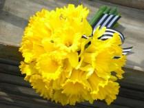 Wedding Flowers From Springwell Daffodil Love!
