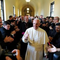 Pope Francis Says Priests Must Be Taught To See Shades Of Gray