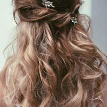 30 Our Favorite Wedding Hairstyles For Long Hair 2709744