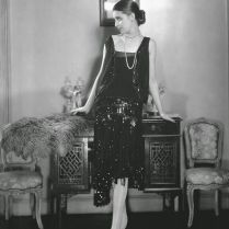 Chanel Cocktail Dress, Vogue May 1926 Vintage Everyday Beautiful