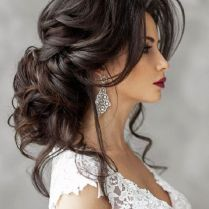 Beautiful Wedding Hairstyle For Long Hair Perfect For Any Wedding