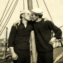 Hot Vintage Sailors In Love