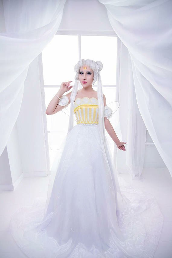 Sailor Style Wedding Dress