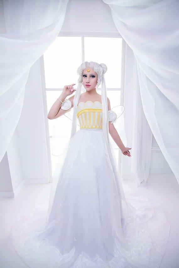 Sailor Style Wedding Dress
