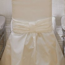 Chair Covers For White Wedding Reception