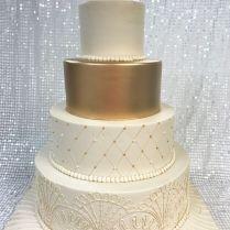 Beautiful Design My Wedding Cake