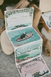 Tuesday Ten Favorite Wedding Invitations