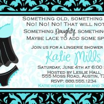 Lingerie Party Invitations Lingerie Party Invitations And The