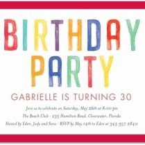 Shutterfly Surprise Birthday Invitations Elegant Adult Birthday