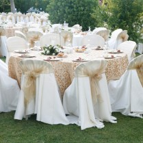 Tablecloths For Weddings Chair Cover Rentals Chiavari Intended