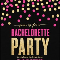 Template For Bachelorette Party Invitations Fabulous With Template