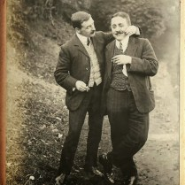 Vintage Photography Vintage Men 1904