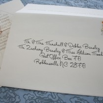 When To Mail Out Wedding Invitations Sending Out Wedding