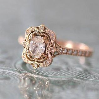 36 Oval Engagement Rings As A Way To Get More Sparkle