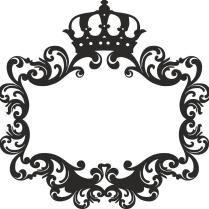Monogram For The Wedding Laser Cutting Free Vector Cdr Download