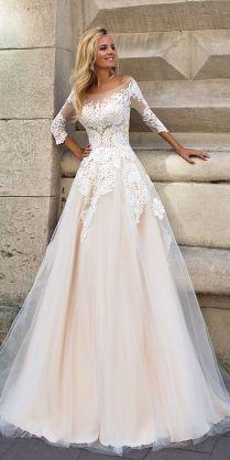 6 Wedding Dress Designers We Love For 2017