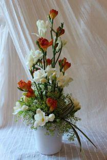Amanda Mulgrew Of The Floral Design Boutique, Glasgow, Scotland