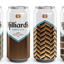 Hillard's Beer Packaging