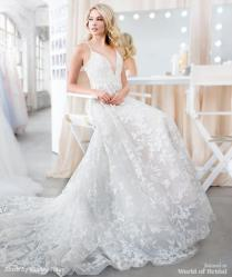 Blush By Hayley Paige Spring 2018 Wedding Dresses