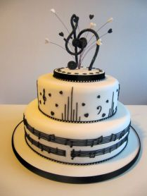 Cakes For Music Lovers