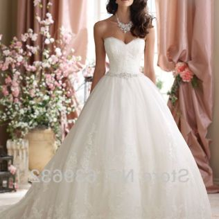 Strapless Wedding Dresses Beautiful Bridal Gown