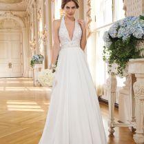 Halter Neck Wedding Dresses