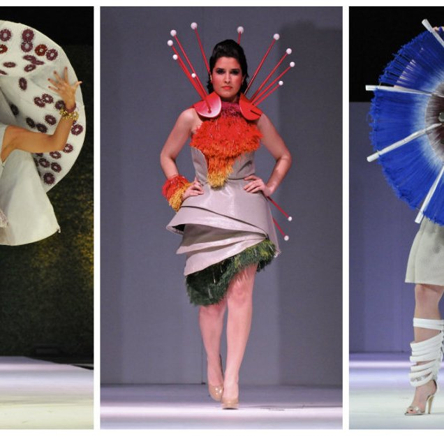 Is This The Coolest Fashion Show In Houston