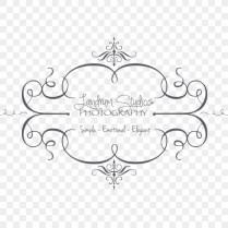 Monogram Stencil Designs Clip Art