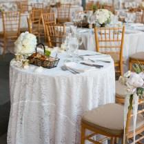 Tablecloths Wedding Reception