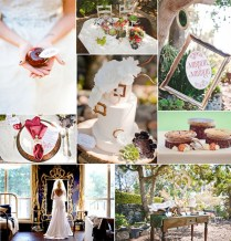 Disney Princess Inspired Fairy Tale Wedding Ideas
