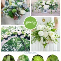 Wedding Flower Ideas Inspired By 2017 Pantone Colors