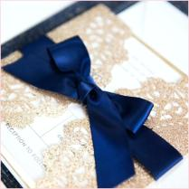 Royal Blue And Lime Green Wedding Invitations A Warm Cheap At