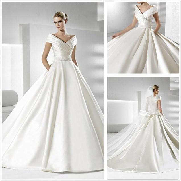 Simple Elegant Wedding Gown Best Of Elegant Bridal Gowns Simple