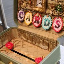 42 Adorable Vintage Suitcases Wedding Ideas