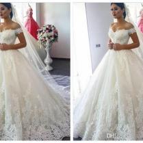 2018 New European And American Wedding Dresses High Grade Sexy