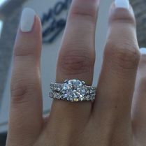 Tacori Engagement Rings Royalt Diamond Solitaire 1 51ctw