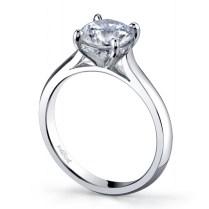 Vatche Design Caroline Solitaire Engagement Ring