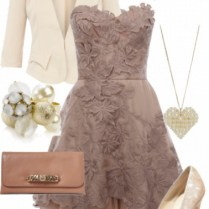 Super Cute Wedding Outfit!